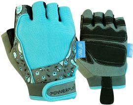 Перчатки для фитнеса PowerPlay 1735 XS Blue (PP_1735_XS_Blue) от Rozetka