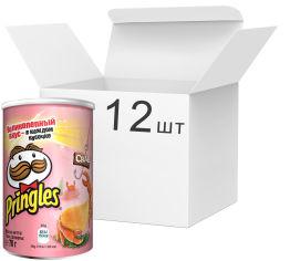 Упаковка чипсов Pringles Crab Краб 70 г х 12 шт (5053990125159) от Rozetka