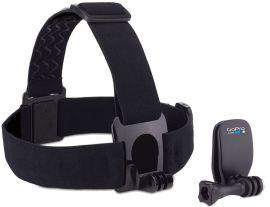Акция на Тримач для екшн-камери на голову GoPro (ACHOM-001) от Територія твоєї техніки