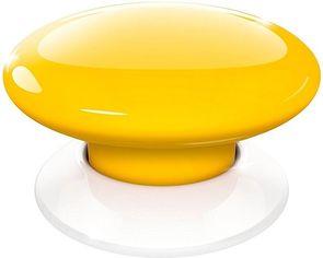 Кнопка управления Z-Wave Fibaro The Button yellow (желтая) от MOYO