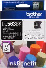 Акция на КартриджструйныйBrotherMFC-J2310black(LC563BK) от MOYO