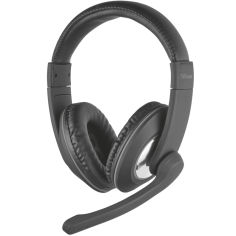 Гарнитура TRUST Reno Headset for PC and laptop (21662) от Foxtrot