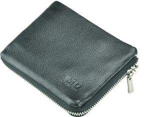 Мужское портмоне кожаное Tiding Bag TR360A Черное от Rozetka