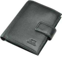 Мужское портмоне кожаное Tiding Bag TR380A Черное от Rozetka