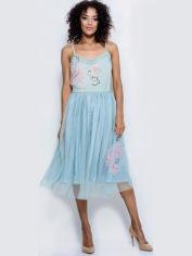 Платье Magnet 5892 M Зеленое (issa2000000394114) от Rozetka