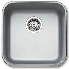Кухонная мойка TEKA BE 40.40 18 (10125005) от Rozetka