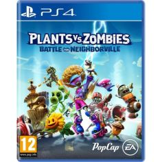 Акция на Игра Plants vs. Zombies: Battle for Neighborville для PS4 (1036485) от Foxtrot