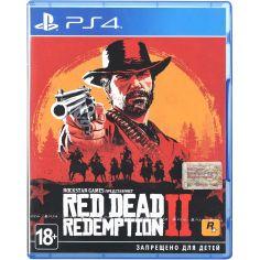 Акция на Игра PS4 Red Dead Redemption 2 (5423175) от Foxtrot