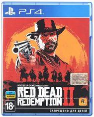 Игра Red Dead Redemption 2 (PS4, Русские субтитры) от MOYO