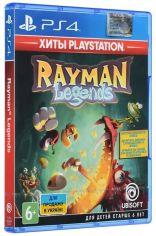 Акция на Игра Rayman Legends (PS4,Русскаяверсия) от MOYO