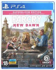 Игра Far Cry. New Dawn. Superbloom Edition (PS4,Русскаяверсия) от MOYO