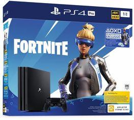 Игровая приставка SONY PlayStation 4 Pro 1Tb Black (Fortnite) (9941507) от MOYO