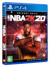 Игра NBA2K20 (PS4, Английский язык) от MOYO