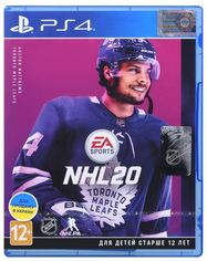 Игра NHL20 (PS4,Русская версия) от MOYO