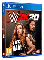 Игра WWE2K20 (PS4, Английский язык) от MOYO