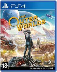 Игра The Outer Worlds (PS4,Русскиесубтитры) от MOYO