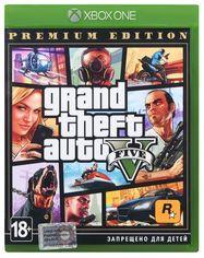 Игра Grand Theft Auto V Premium Online Edition (Xbox One, Русские субтитры) от MOYO