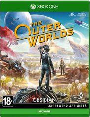 Игра The Outer Worlds (Xbox One,Русскиесубтитры) от MOYO