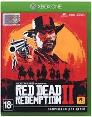 Игра Red Dead Redemption 2 (Xbox One, Русские субтитры) от MOYO