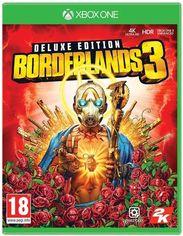 Акция на Игра Borderlands 3 (Xbox One, Бесплатное обновление для Xbox Series X|S, Русские субтитры) от MOYO