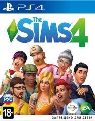 Игра Sims 4 (PS4,Русская версия) от MOYO