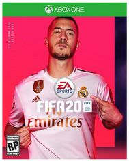 Диск FIFA 2020 (Blu-ray, Russian version) для Xbox One (1056049) от Citrus