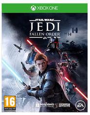 Диск Star Wars Jedi: Fallen Order (Blu-ray, Russian subtitles) для Xbox One (1056049) от Citrus