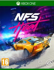 Диск Need For Speed Heat (Blu-ray, Russian subtitles) для Xbox One (1055194) от Citrus