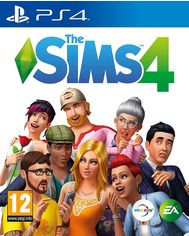 Диск The Sims 4 (Blu-ray, Russian version) для PS4 (1051218) от Citrus