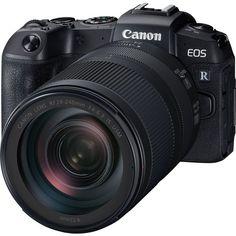 Фотоаппарат CANON EOS RP + RF 24-240mm f/4-6.3 IS USM (3380C107) от MOYO