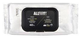 Акция на Салфетки для снятия макияжа The Face Shop All Clear Cleansing Water Wipes 40 sheets (8806182565618) от Rozetka