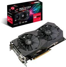 Видеокарта ASUS Radeon RX 570 8GB DDR5 Gaming OC (STRIX-RX570-O8G-GAMING) от MOYO