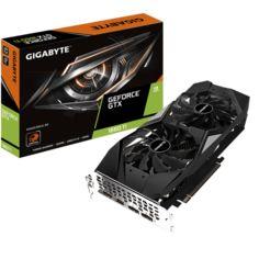 Видеокарта Gigabyte GeForce GTX1660Ti WINDFORCE 6G (GV-N166TWF2-6GD) от MOYO