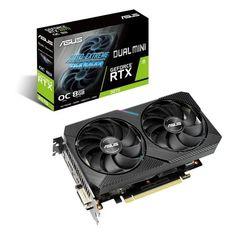 Видеокарта ASUS GeForce RTX2070 (DUAL-RTX2070-O8G-MINI) от MOYO