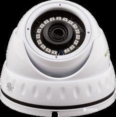 Акция на Антивандальная IP-камера Green Vision GV-053-IP-G-DOS20-20 POE (LP4940) от Rozetka
