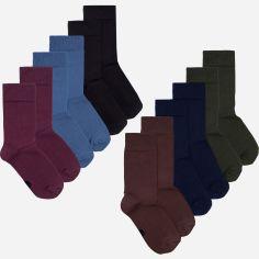 Акция на Набор носков Lapas 12P-210-018 38-40 (12 пар) Разноцветный (4820234208289) от Rozetka