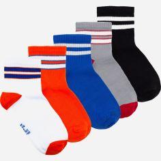 Набор носков The Pair of Socks Sport Box 0794 5 пар 38-40 Разноцветный (ROZ6206119161) от Rozetka