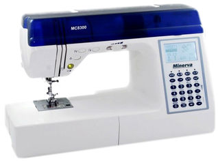 Швейная машина MINERVA MC 8300 от Rozetka