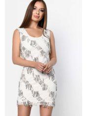 Акция на Платье Carica KP-10295-10 S Молочное (XW2000002305125) от Rozetka