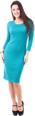 Платье Bakhur 3095 42-44 Лазурное (2000000021737) от Rozetka