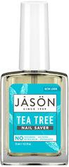 Акция на Средство Jason для смягчения кутикулы и укрепления ногтей с маслом чайного дерева 15 мл (078522030324) от Rozetka