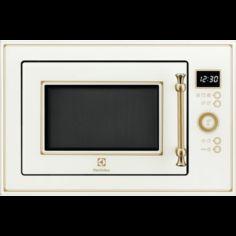 Акция на Встраиваемая микроволновая печь Electrolux EMT25203OC cream от MOYO