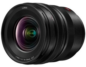Объектив Panasonic Lumix S PRO 16-35 mm f/4 (S-R1635E) от MOYO