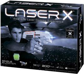 Игровой набор для лазерных боев - Laser X Для Одного Игрока (бластер, мишень) (88011) от Y.UA