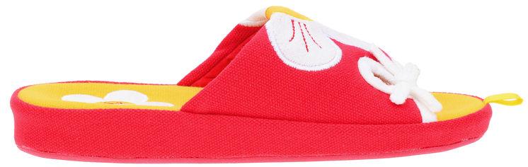 Комнатные тапочки Home Story HG-AО-15751S 34 (22 см) Красные от Rozetka