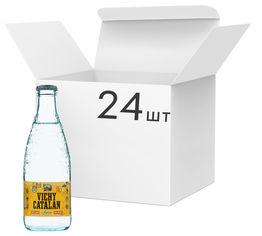 Упаковка минеральной газированной воды Vichy Catalan Limon 250 мл х 24 шт (8410749000230) от Rozetka