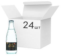 Упаковка минеральной газированной воды Vichy Catalan Tonik 250 мл х 24 шт (8410749000230) от Rozetka