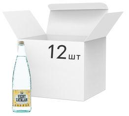 Упаковка минеральной газированной воды Vichy Catalan 1 л х 12 шт (8410749001107) от Rozetka