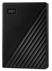 "ЖесткийдискWD2.5""USB3.2Gen14TBMy PassportBlack (WDBPKJ0040BBK-WESN) от MOYO"