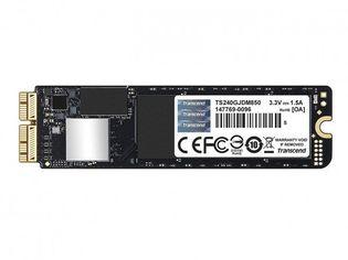 Акция на SSD накопитель TRANSCEND JetDrive 850 240GB для Apple от MOYO